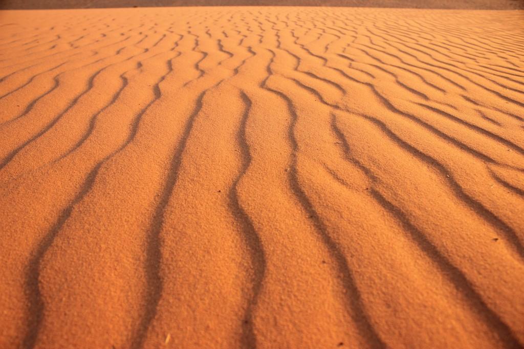 ทะเลทราย วาดีรัม จอร์แดน Wadi Rum Desert, Jordan