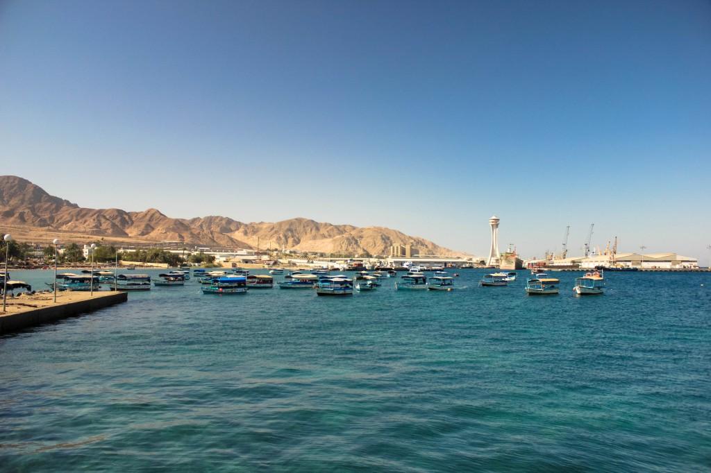 Red Sea, Jordan ทะเลแดง จอร์แดน