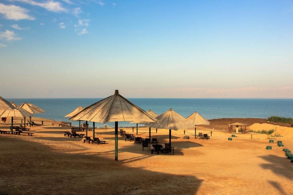Dead Sea, Jordan เดดซี จอร์แดน