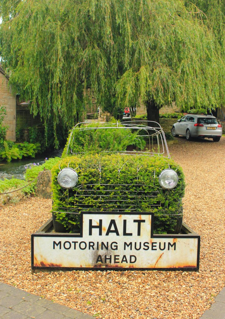 Cotswolds, England, คอทส์โวลส์, อังกฤษ, Motoring Museum, Bourton-on-the-Water